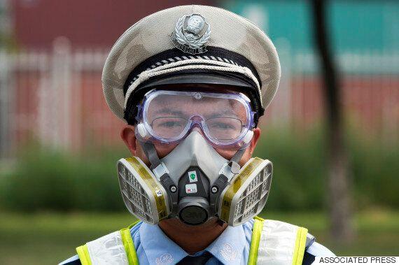 텐진항 폭발 유독가스가 한국으로 날아온다? 전문가들의 의견은