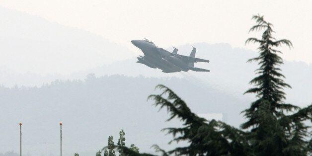 F-15K 전투기가