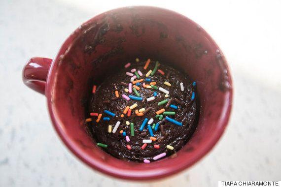 귀차니스트를 위한 '누텔라 초콜릿 케이크