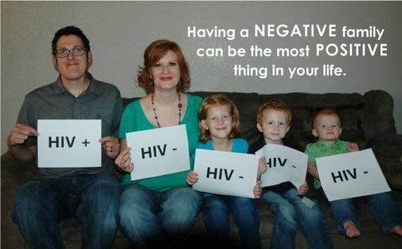 나는 HIV 양성으로 34년을