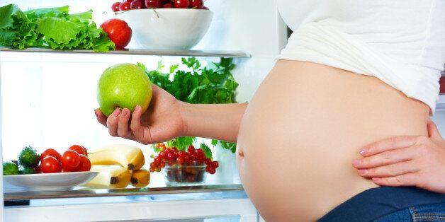 임신 전후 건강한 식사, 신생아 심장질환
