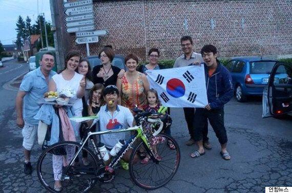 '투르 드 프랑스' 완주한 한국