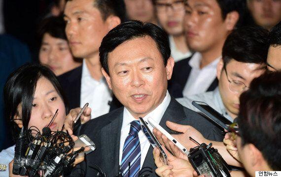 '내가 후계자다' : 신동빈 롯데 회장 이틀째