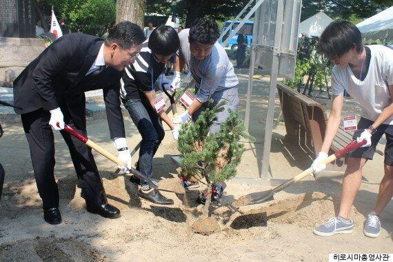 '히로시마 원자폭탄', 한국인 피해자들의