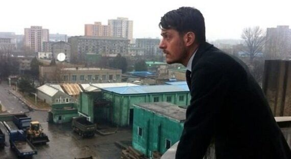 나 홀로 평양에 | 북한 주재 스웨덴 외교관의