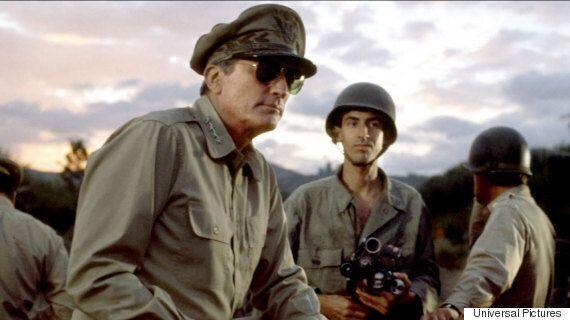 리암 니슨, '인천상륙작전'에서 맥아더 장군