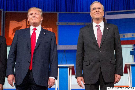 공화당 다른 후보들의 막말이 트럼프에 가려지고