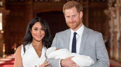 해리 왕자의 35번째 생일을 맞아 메간 마클이 아들 아치의 새 사진을