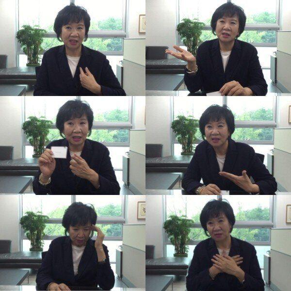 [허핑턴포스트코리아 인터뷰] 손혜원은 새정치민주연합을 완전히 리폼하고