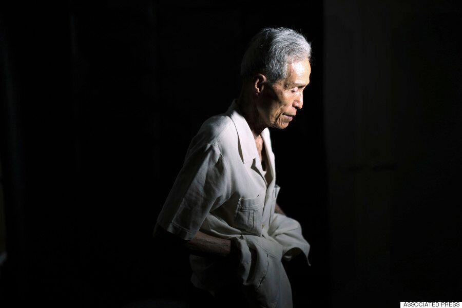 원자폭탄은 이 남자의 인생에 70년 동안 끔찍하고도 깊은 상처를