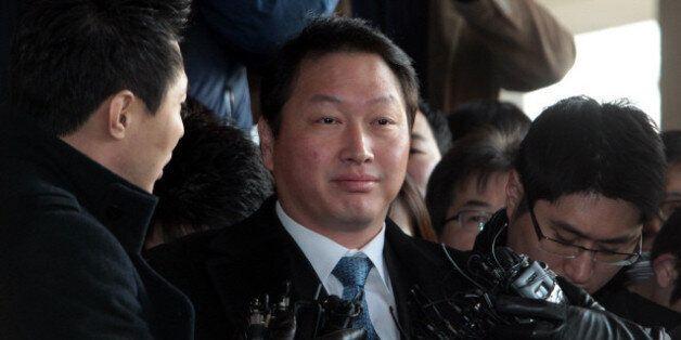 최태원 SK그룹 회장이 '광복절 특사'로