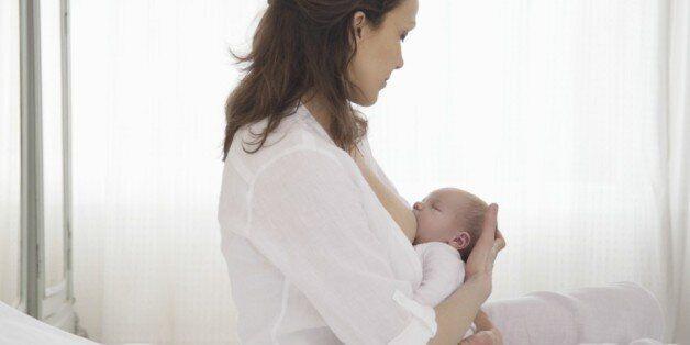 모유에서 환경호르몬 덜 나오게 하는