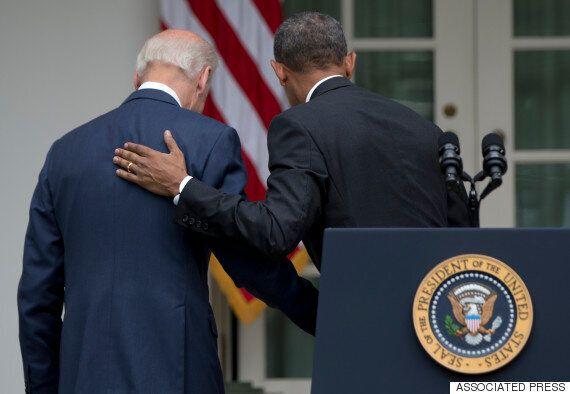 힐러리 대세론 끝? 백악관 '바이든 출마 지지'