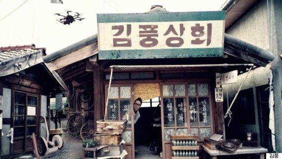 [허핑턴인터뷰] 김풍, '절름발이 수컷에 관해 얘기하고