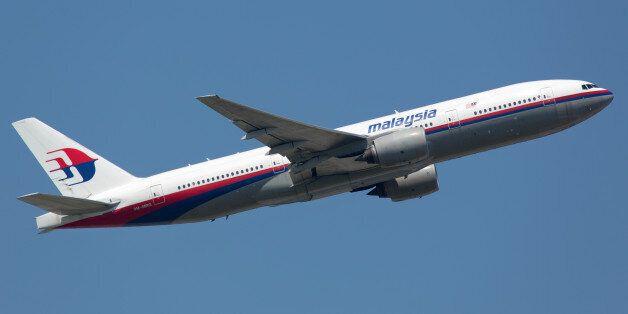 여객기 잔해 '보잉 777' 부품으로 공식