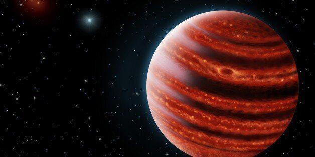 100광년 거리서 '어린 목성' 발견...행성 생성과정