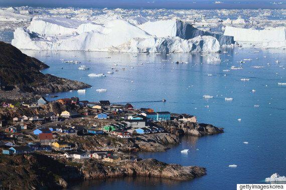 인류가 관측을 시작한 이래 빙하가 가장 빠른 속도로 녹고