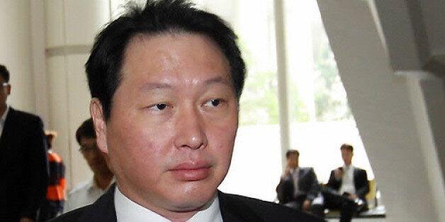 최태원 회장, 교도소 면회실 장시간 특혜 사용