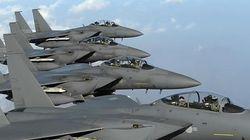 공군 조종사들이 군대를 떠나고