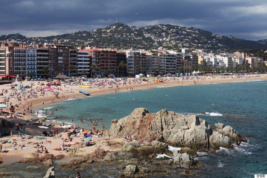 여행을 선물 받다 - 2015 여름, 스페인 카탈루냐 여행기 #1 맛과