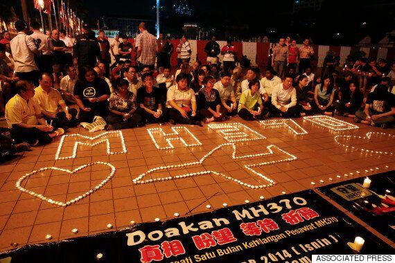 515일 : 여객기 파편 실종 말레이시아 MH370기 잔해로