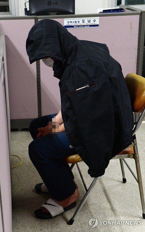 자수한 '탈주 특수강간범' 잠적 중 성범죄 정황