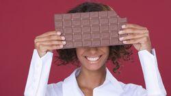 초콜릿이 건강에 좋은 이유