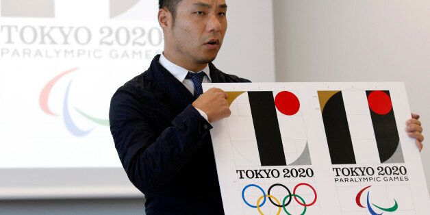 Japanese designer Kenjiro Sano gives a detailed explanation of how he came up with his logo for the 2020...