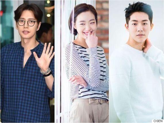 '치즈인더트랩' 박해진·김고은·남주혁, 싱크 100% '황금라인업'