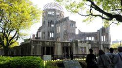 히로시마 원폭돔 보존을 위해 활동한 소녀의