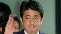 아베 일본 총리 전후 70주년