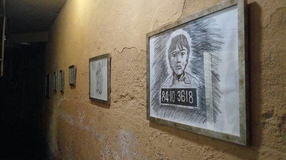 대한민국이 만든 지옥 형제복지원 | 《한종선 그림전》