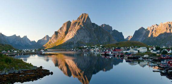 미친 듯이 아름다운 세상 곳곳의 작은 도시
