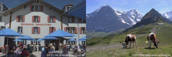 설악산 케이블카의 벤치마킹, 체르마트 마을의