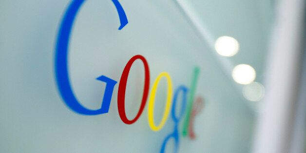 FILE - In this Tuesday, March 23, 2010, file photo, the Google logo is seen at the Google headquarters...