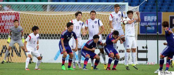 [동아시안컵] 한국, 일본과 1-1