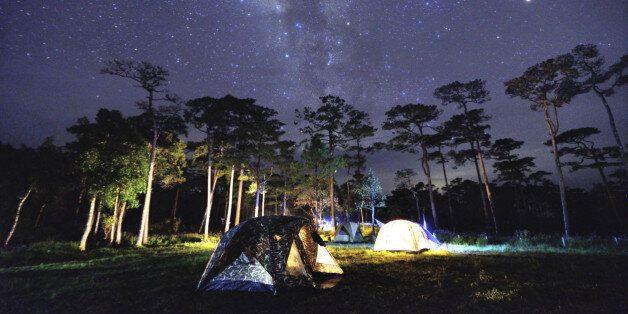 '임시공휴일' 14일, 국립공원 야영장 무료