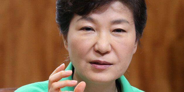 박 대통령, 70주년 광복절