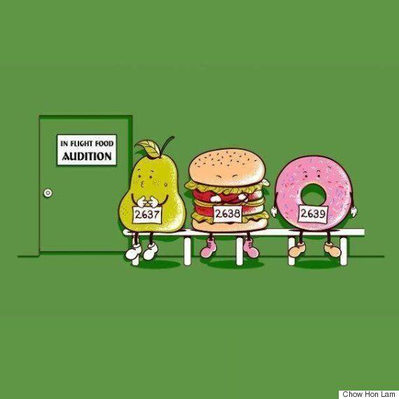 우리가 좋아하는 음식들의 평범한