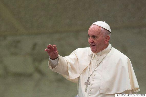 '일을 한다는 것'에 대한 프란치스코 교황의