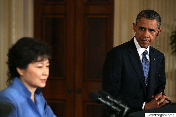 오바마-박근혜의 소통 방법은 이렇게나