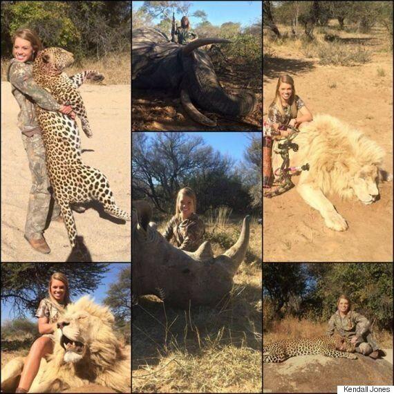 큰 동물 사냥이 그토록 혐오스러운