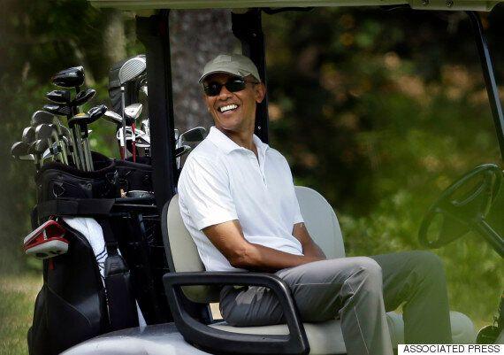 오바마는 휴가 중 이런 음악을 듣는다
