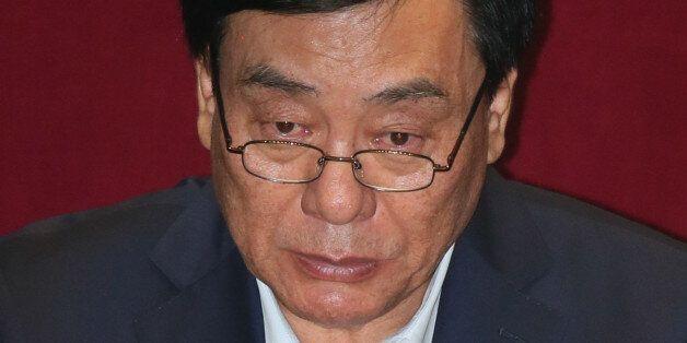 박기춘 의원 체포안 국회