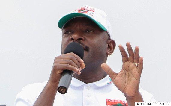 부룬디 대통령 최측근 로켓포로 암살
