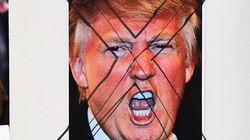 트럼프의 위키피디아 페이지가