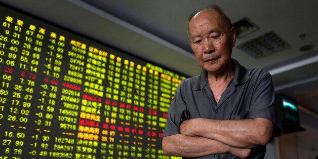 '블랙 먼데이' 중국 발 후폭풍, 한중일 주가 동반