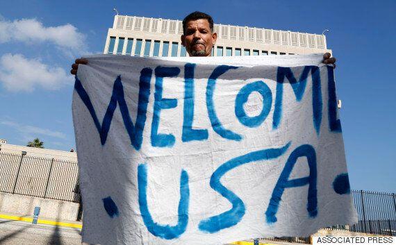 미국-쿠바, 대사관