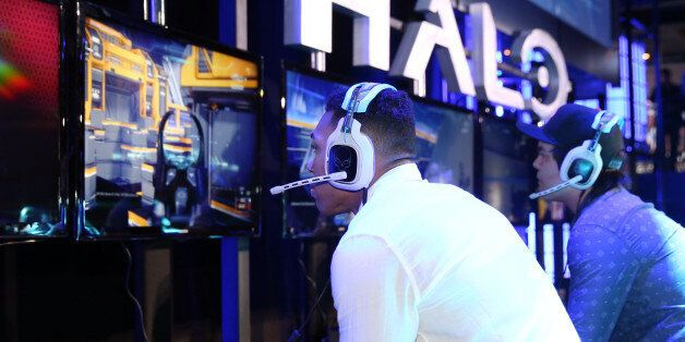 """Winners of the """"Halo: The Master Chief Collection"""" Launch Invitational, presented by ESL, are the..."""