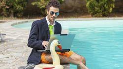 휴가보다 일이 더 행복해? '일의 역설'은 왜